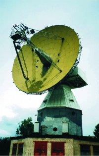 АЭ диагностика космической антенны