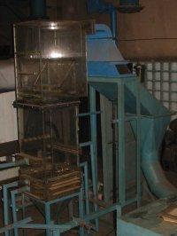 Модель для качественного исследования переходных патрубков турбин