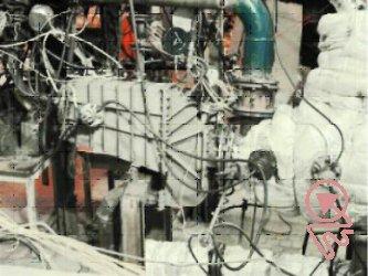 Крупномасштабный огневой стенд камер сгорания ГТУ