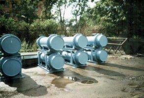 Блоки водо-водяных подогревателей ПВМР-630х2-1,0