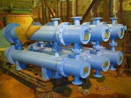 Блоки водо-водяных подогревателей ПВМР-325х2-1,0