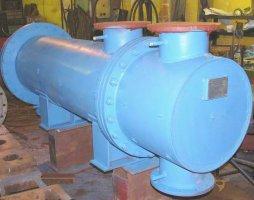 Водо-водяной подогреватель ПВМР-630х2-1,0
