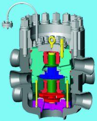 Гидронасос типа ГТНЗ для повышения эффективности нефтедобычи(снижение металлоемкости более чем в 30 раз)