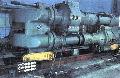 Разрывная машина ZZ усилием 8000 тс