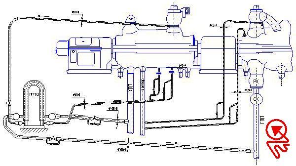 Схема комплексной системы