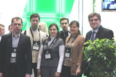 """Специалисты ОАО """"НПО ЦКТИ"""" приняли участие в выставке и конференции  Russia Power 2013  и Hydro Vision Russia 2013, проходивших в период с 4 по 6 марта 2013 года в Москве."""