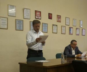 28 июня 2016 года состоялось Годовое общее собрание акционеров ОАО «НПО ЦКТИ»