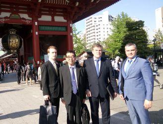 22 апреля 2017 года был подписан договор о совместной деятельности между ОАО «НПО ЦКТИ» и японской компанией FUCHINO CO. Ltd.