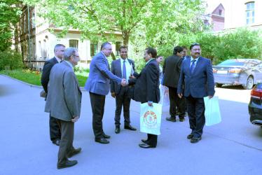 1 июня 2017г. в ОАО «НПО ЦКТИ» состоялась встреча с представителями официальной индийской делегации Министерства Тяжелой Промышленности Индии и Heavy Engineering Corporation LTD (HEC)