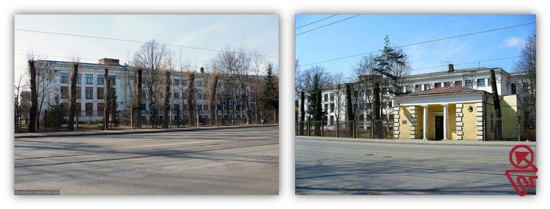 Здание ЦКТИ Лесное