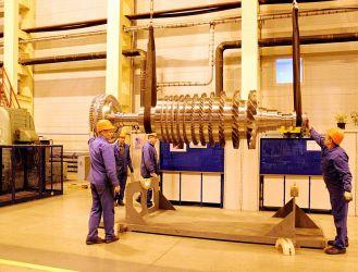 """На базе ОАО """"НПО ЦКТИ"""" проведены испытания, подтвердившие качество материалов и процессов обработки деталей для производства  узлов и деталей турбины ГТУ MS5002E."""