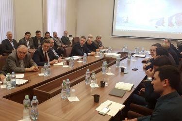26 декабря 2018г. в ОАО «НПО ЦКТИ» состоялось заседание рабочей группы «Энергетическое машиностроение»
