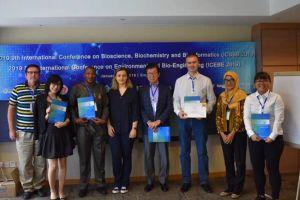 С 7 по 9 января 2019 года делегация ОАО «НПО ЦКТИ» приняла участие в 5-ой Международной конференции по окружающей среде и биоинженерии