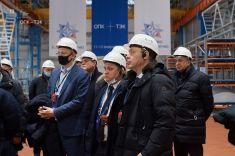 С 11 по 12 февраля руководители Общества приняли участия в выездном межотраслевом мероприятии